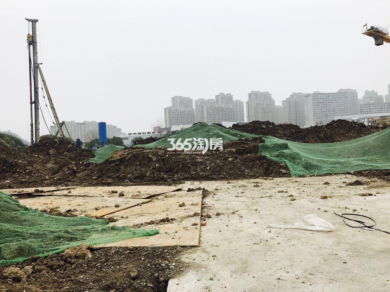 弘阳时代中心实景图(1.20)
