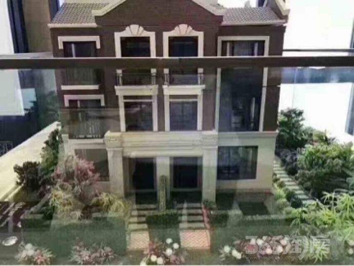 新江北孔雀城4室2厅2卫140平米毛坯产权房2017年建