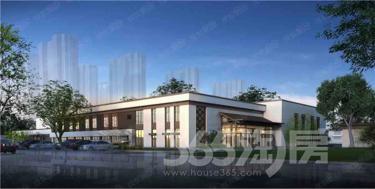 富力乌衣水镇3室2厅2卫105平米精装产权房2017年建