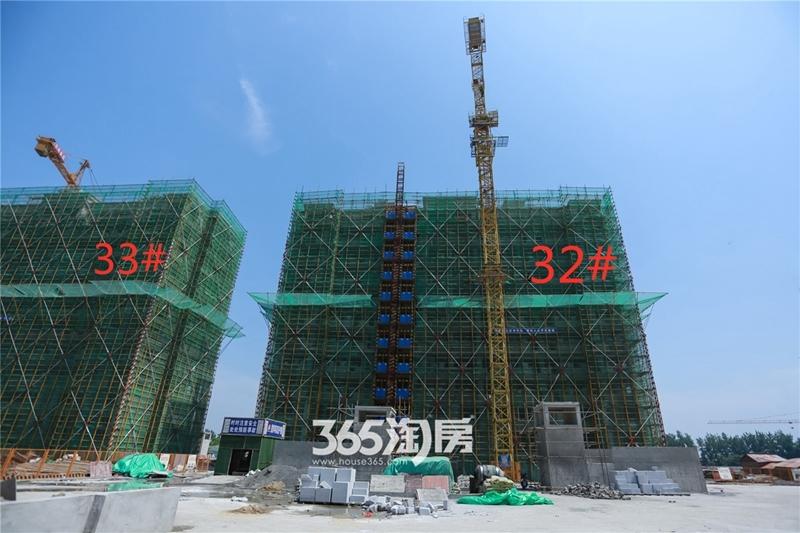 金都檀宫工程进度(2019.6摄)