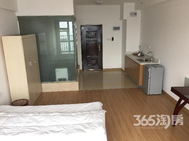 华强广场单身公寓1室1厅1卫50平米整租精装