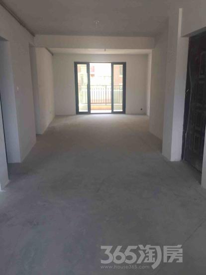 朗诗万都玲珑樾2室1厅1卫91平米毛坯产权房2018年建