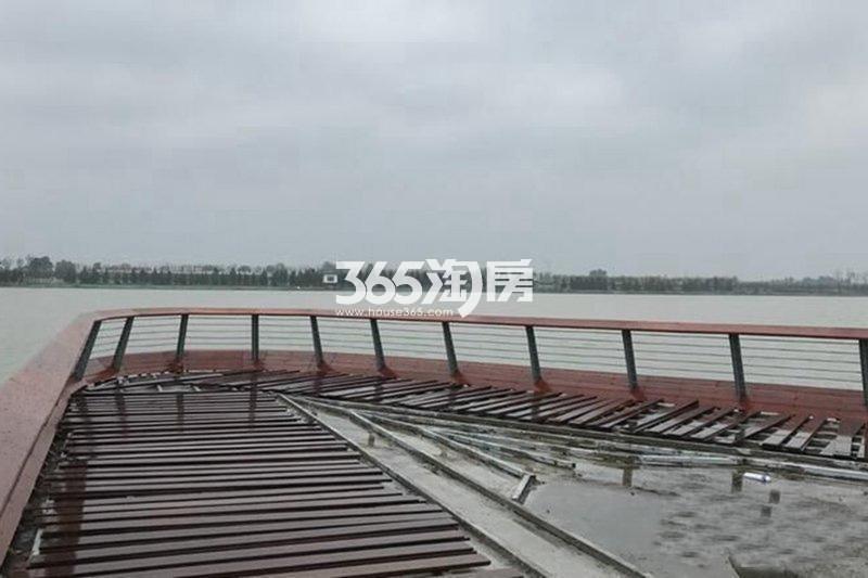 中建昆明澜庭周边昆明湖实景图(2017.6.15)