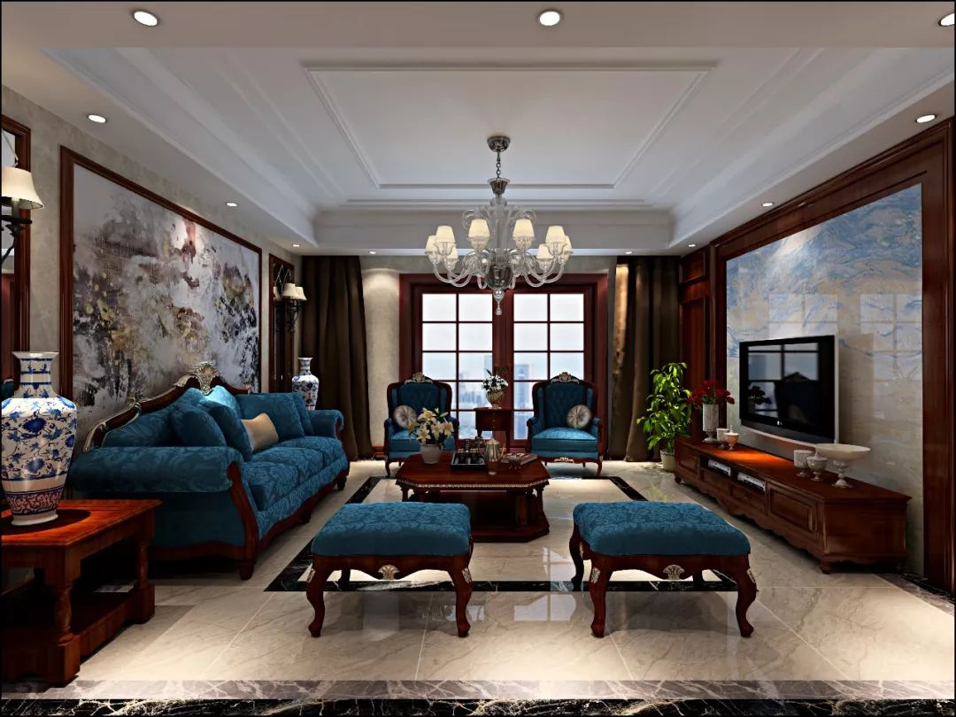 美式风格|美式家具|美式案例