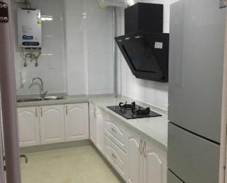 华仑港湾 精装两房 家具家电齐全 房东包物业 停车方