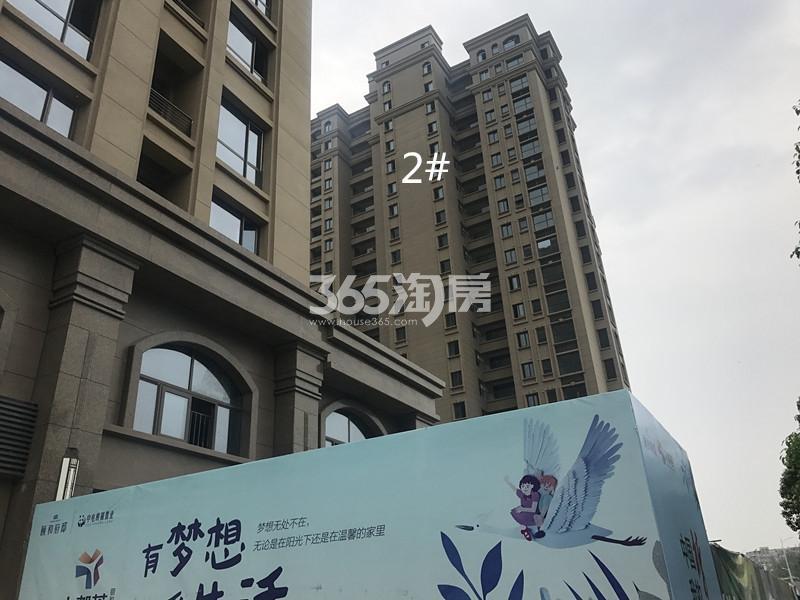 中电颐和府邸2号楼进展图(11.24)