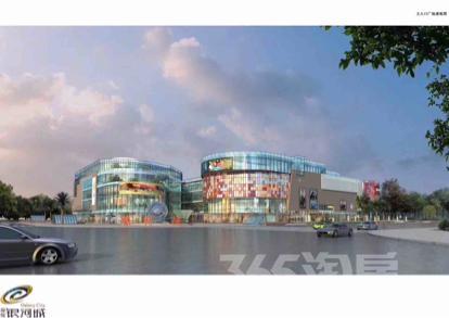 海悦银河城 新商铺 开发商包租10年高回报