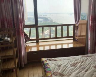 世茂滨江花园高层精装修观景房,全套设施家电,拎包