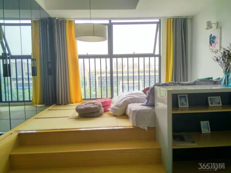 润家广场1室1厅1卫50平米精装整租