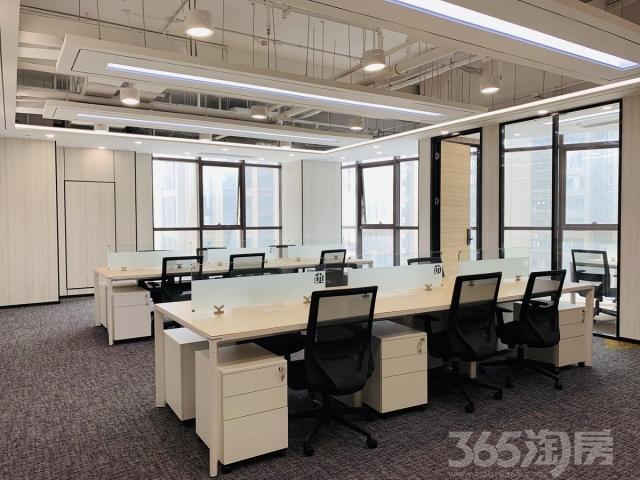 高新六路超火轻奢办公楼万象汇火热入驻精装带家具