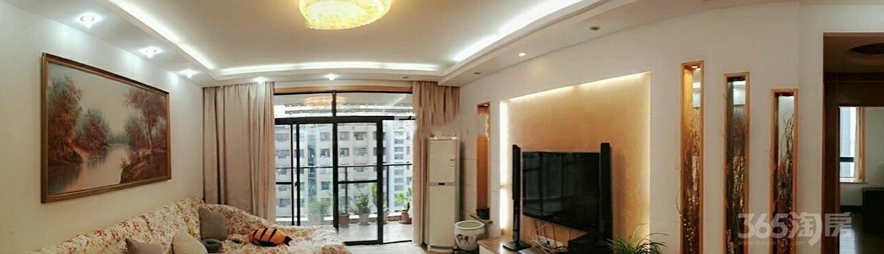 长江长现代城3室2厅2卫145平米整租豪华装