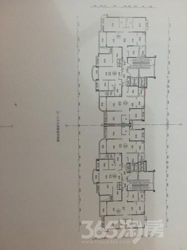 来安县碧桂园城市花园3室2厅1卫118.96平米毛坯
