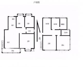 云锦美地碧云居6室3厅2卫180.56平方产权房精装