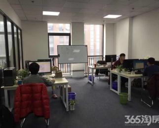 1号线天隆寺楚翘城新华汇 精装办公现房 两室一厅有办公家