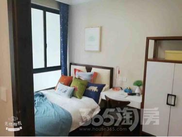 桂语东方2室2厅1卫89平米豪华装产权房2018年建