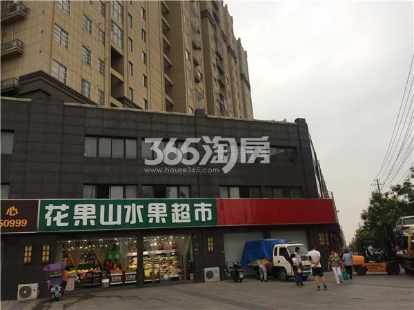 碧桂园黄金时代 周边水果超市 201809