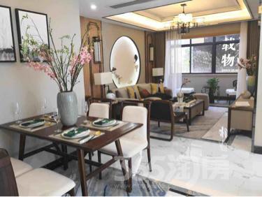 金桂苑3室2厅2卫99平米中装产权房2015年建