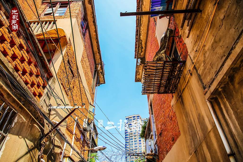 即将消失的城中村,唤醒每个老芜湖人最初的生活记忆