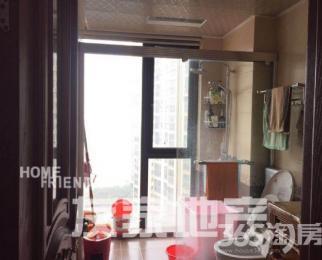 国贸天琴湾 急售 江景房 银泰城旁 钻石楼层采光极好 含带车位