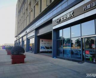 汤城东郡广场底商商铺,面积大小自选,毛坯