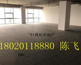 全新房交付架空地板地铁上盖5A写字楼与世界500强同楼9年经纪人推