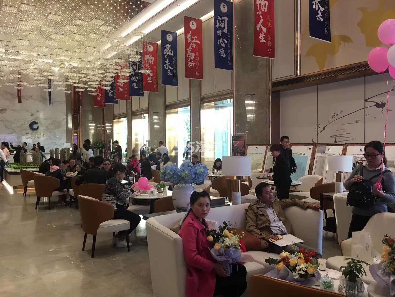 西子曼城购房实景(2017.11.30)