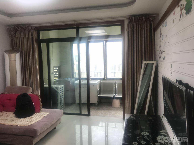 新湖明珠城米兰苑2室2厅2卫95平米整租精装