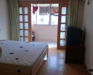 茂业地铁口沁园新村3楼全装修设施齐1室1厅急租看房有