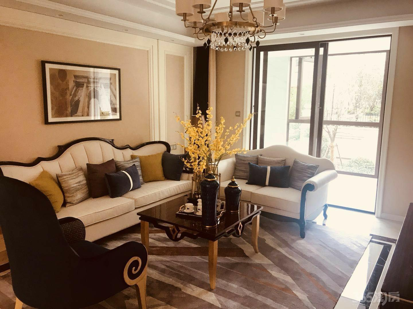 佳源巴黎都市3室2厅2卫122平米2018年产权房毛坯