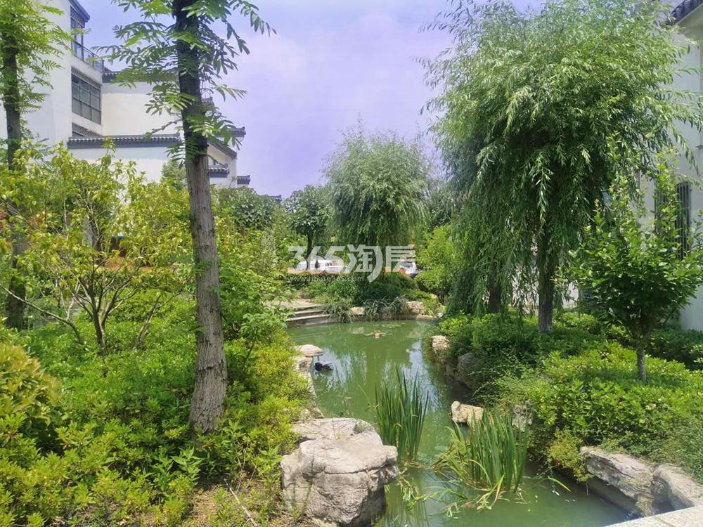 汤山鎏园实景图