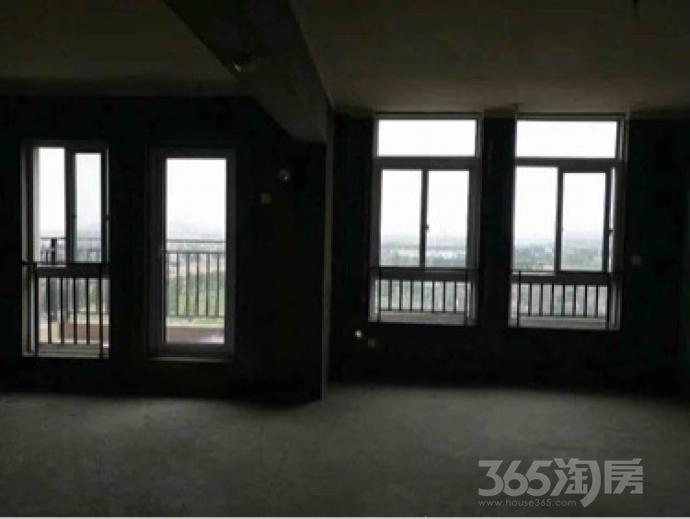 海韵江南2室1厅1卫76平米毛坯产权房2015年建满五年