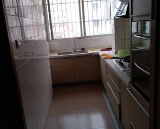 编钟公寓3室1厅1卫85平米整租精装