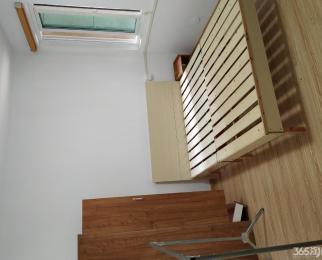 公寓直租 月付月租民用水电 创维乐活城450精装北卧带窗户