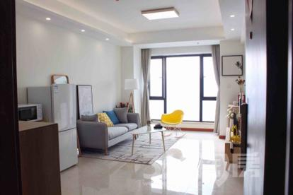 深业滨江半岛1室1厅1卫61平米整租精装
