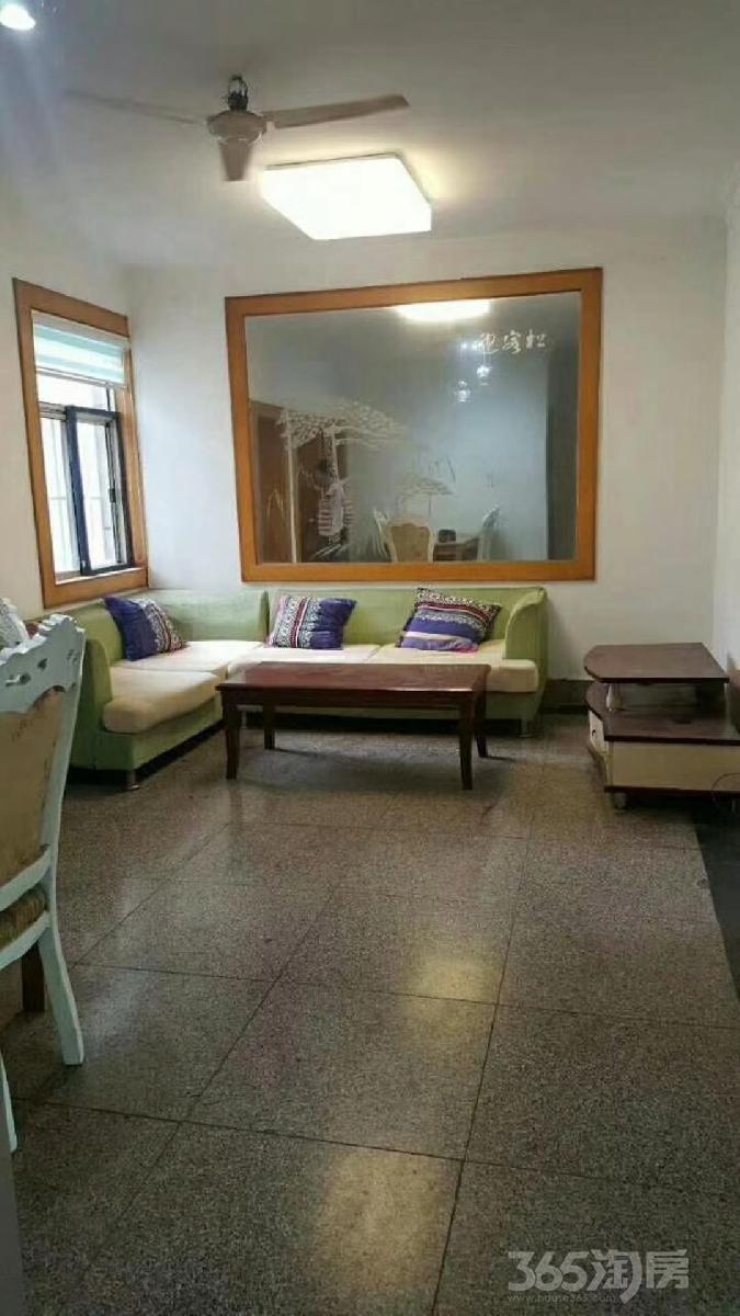 家园新村2室2厅1卫75平米2003年产权房精装