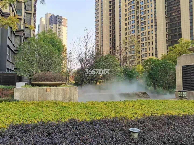 中国铁建青秀城实景图(1.16)