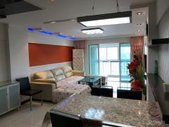 锦虹美苑小区3室2厅2卫140平米豪华装整租