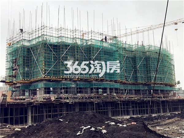 南河福龙湾实景图
