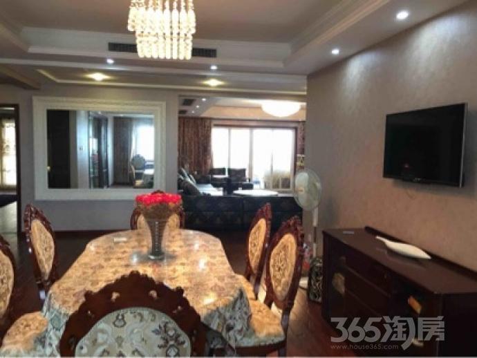 碧桂园凤凰城4室2厅3卫283平米豪华装产权房2012年建