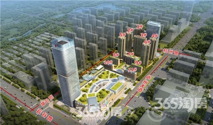 皖新朗诗绿郡高科技精装公寓3.6米超高层高