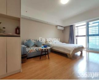 万科九都荟 酒店式公寓 设施齐全 拎包入住 价格可谈