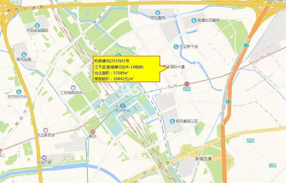 德信中心交通图