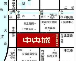 业主资金周转 亏本急卖中央城临街旺铺 年租金15万/年