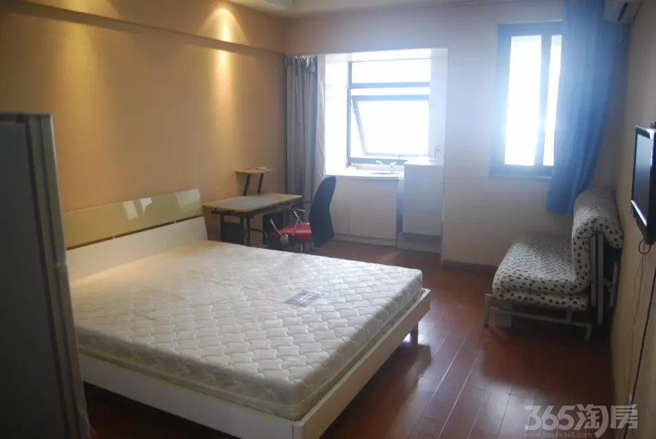 天府长城南尚国际1室1厅1卫40㎡整租精装