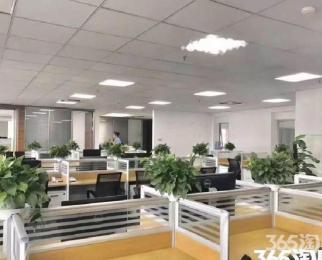 嘉业国际城220平米整租精装可注册有办公家具奥体东地铁口