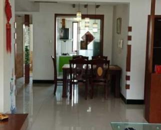 海洲景秀世家3室2厅1卫105平米精装整租