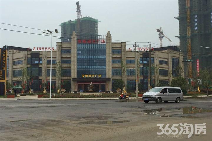 马鞍山安粮城市广场 依靠高铁站奥体秀山湖旁 实力国企打造