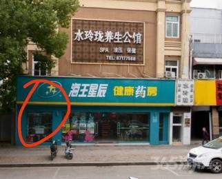 竹山路科技电子文化一条街6X一楼商铺 50平米 没有费用