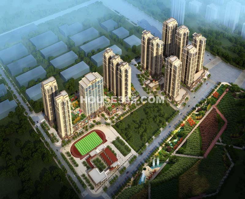 华洲城效果图