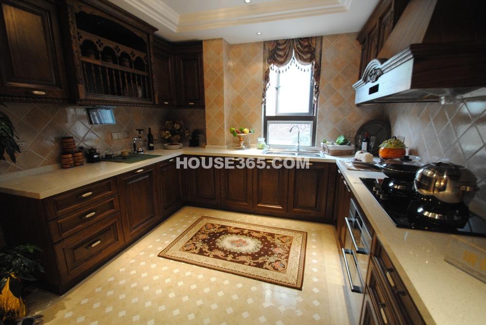 E户型506平方米样板间 厨房(6.25)